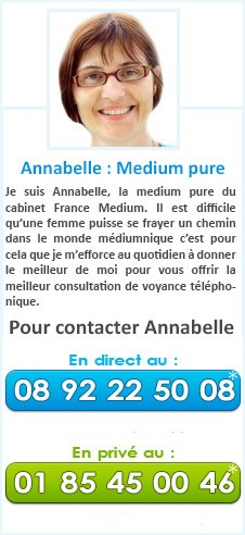 Annabelle : Medium pure