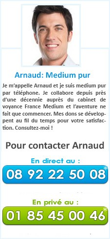 Arnaud: Medium pur