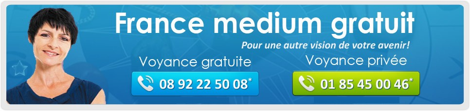 aaa3d631b1e66 Medium voyant serieux gratuit en ligne direct par telephone en France
